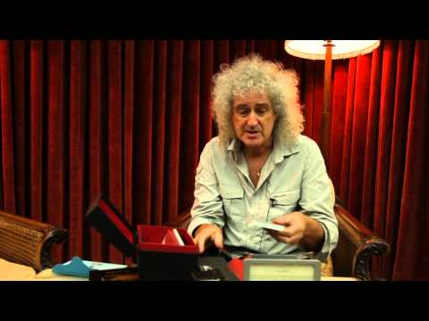 Brian May Stereoscopy #6 - The Owl
