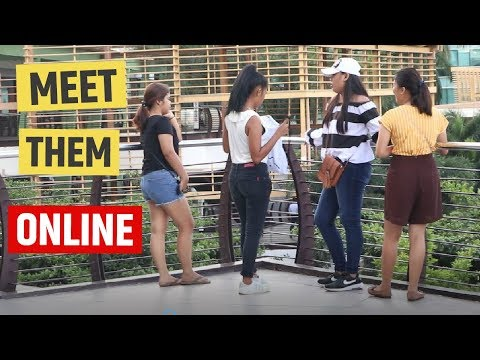 How To Meet Filipino SINGLE WOMEN Online (In 2019)
