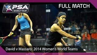 Squash : Full Match - WWT
