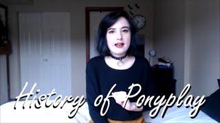 BDSM History: Ponyplay