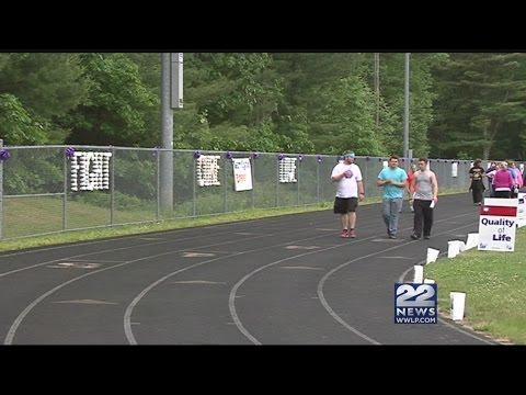 Belchertown High School hosts Relay for Life