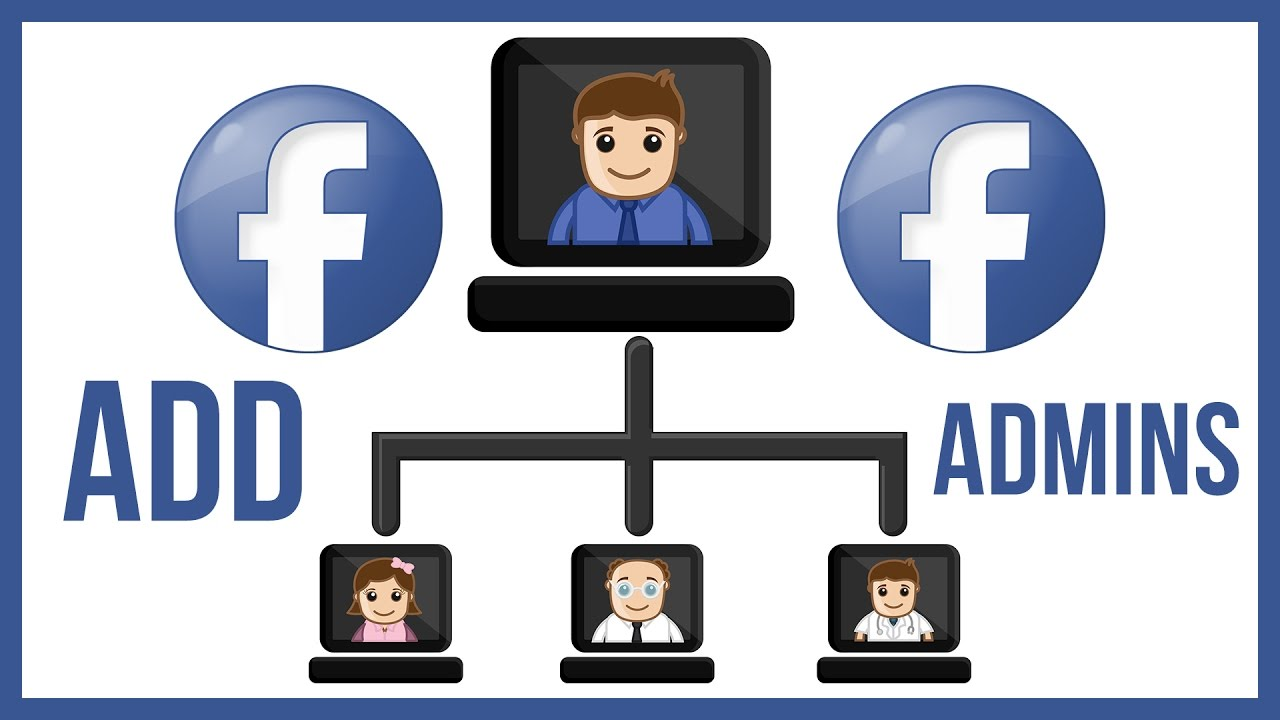 How To Add Moderators And Admins To A Facebook Group Facebook Tutorial