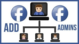 How To Add Moderators and Admins To A Facebook Group - Facebook Tutorial