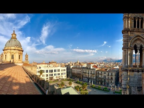 Travel Guide to PALERMO | Street Food and Night Life