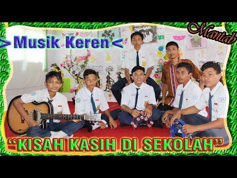 Kreasi Seni Musik Lagu Kisah Kasih Di Sekolah - Chrisye, Kelas 9a UP 2018 SMP PARAMARTA