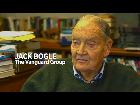 Why Jack Bogle Doesn't Like ETFs | Forbes