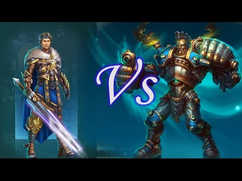 видео: Ведьмак vs Человек Гора 36x36 prime world