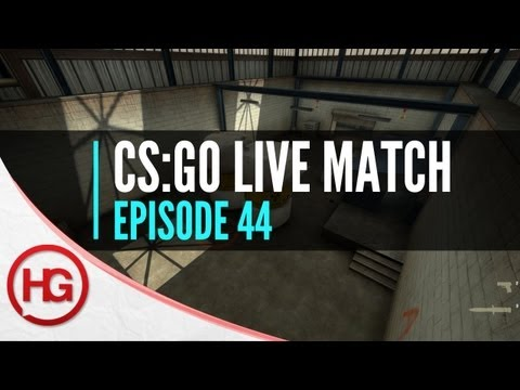 Official CSGO Cup Game #44