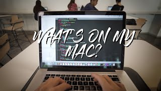 What's On My MacBook Pro?