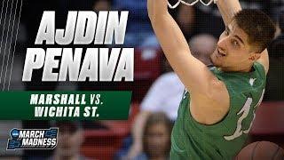 Marshall vs. Wichita St.: Ajdin Penava's solid performance helps Marshall pull off the upset