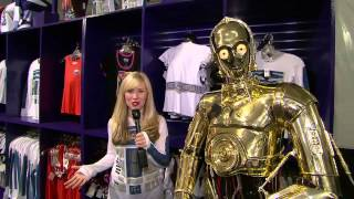 Darth's Maul With Ashley Eckstein and C-3PO