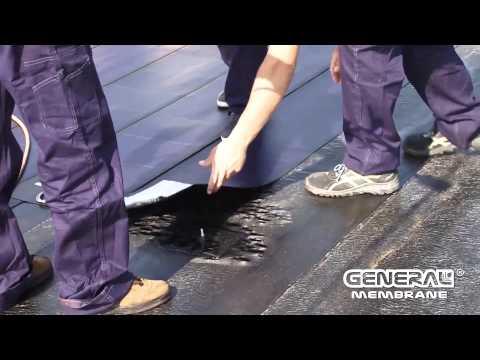 General Solar PV installation on bituminous roofs - EN