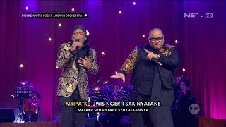 Download Didi Kempot & Sobat Ambyar Orchestra - Suket Teki, Sewu Kutho 2/6