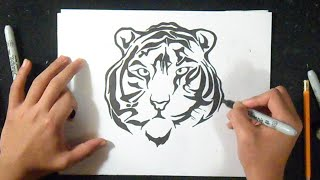 как рисовать тигр граффити(рисунок тигр граффити музыка (Audiomicro.com) Taylor Wants Dubstep., 2014-12-18T20:02:47.000Z)