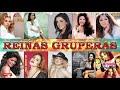 REINAS GRUPERAS 90s, MUJERES GRUPERAS: Ana Barbara, Alicia villarreal,Aroma, Selena, Zayda, Priscila