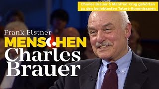 Manfred Krug hatte keinen Bock mehr vor der Kamera-Charles Brauer   Frank Elstner Menschen