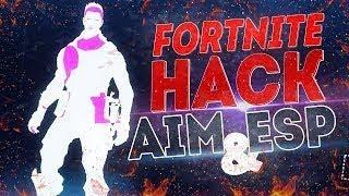 Hacks pour FORTNITE Aimbot, esp, wallhack. libre