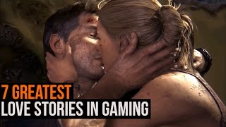 7 greatest love stories in gaming