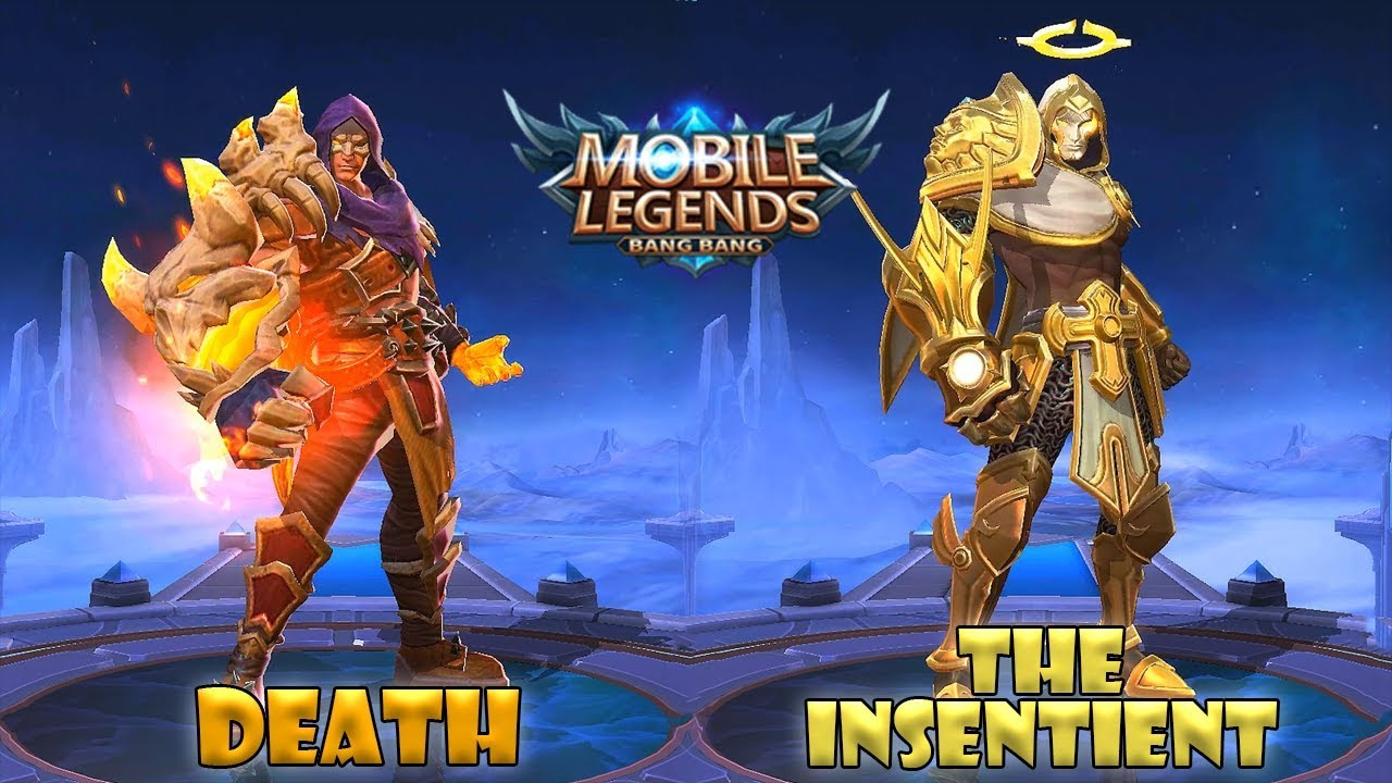 Aldous  The Insentient VS Death  SIMPLE Comparison  Mobile