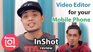 Video Editor Review for Mobile - InShot by Instashot Inc.