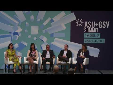 ASU GSV Summit: Global Panel: Investing in Education in Africa