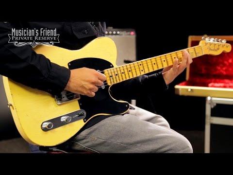 Fender Custom Shop 1951 Nocaster Relic Electric Guitar