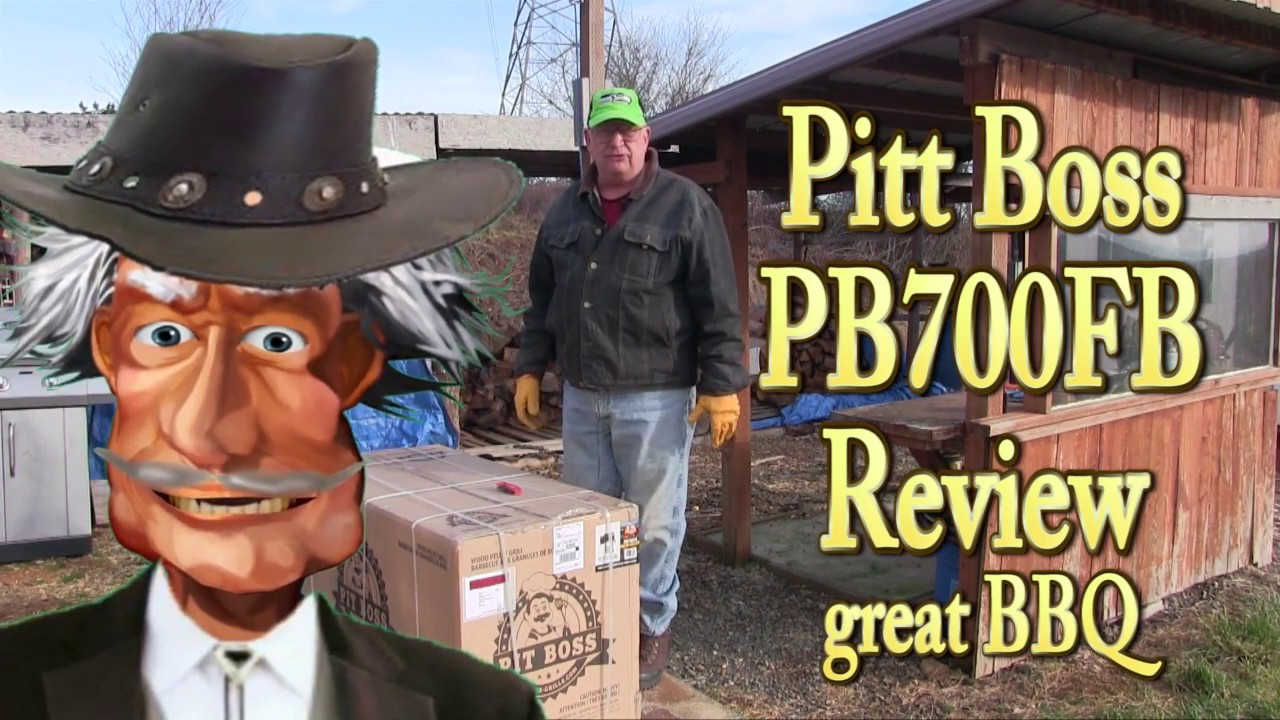 Pit Boss Pallet Grill Review Pb700fb Youtube