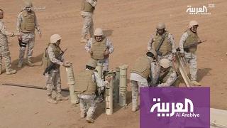 القوات السعودية تقصف الانقلابيين في أحياء ميدي