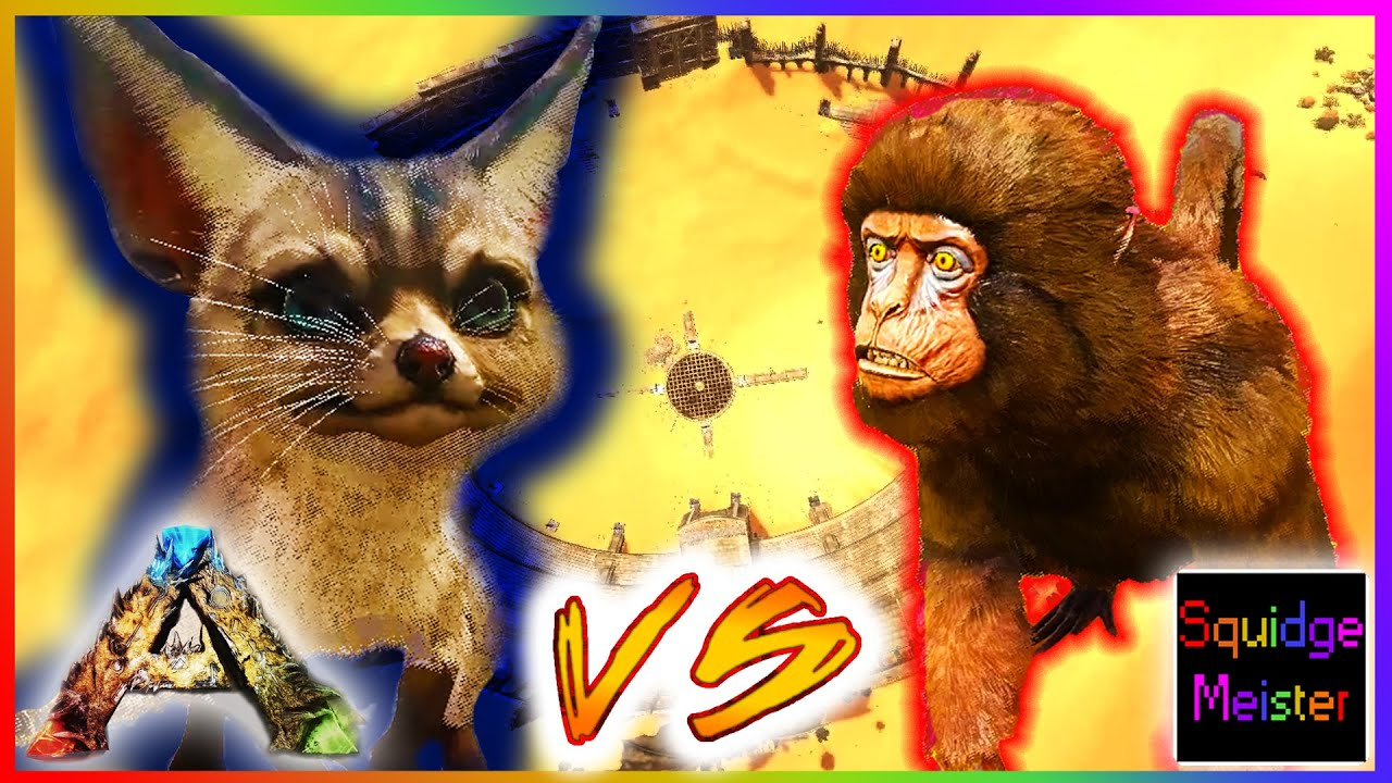 Ark scorched earth jerboa vs mesopithecus epic arena battle ark scorched earth jerboa vs mesopithecus epic arena battle youtube malvernweather Image collections