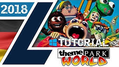 TUTORIAL - Theme Park World - KOSTENLOS unter Windows 10