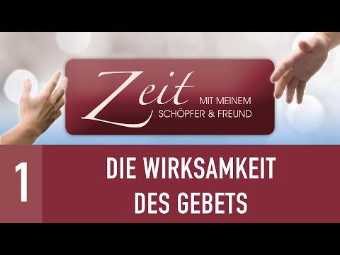 Wirkung des Gebets (Hartmut Wischnat)
