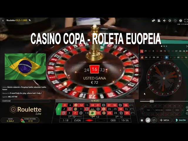 Cassino online exclusivamente para o Brasil, o maior do mundo !!!!  Cassino Copa ✔
