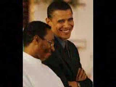 Barack Obama/John P. Kee