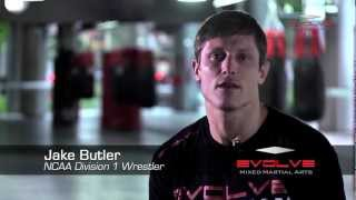 Evolve Fighter Profile: Jake Butler