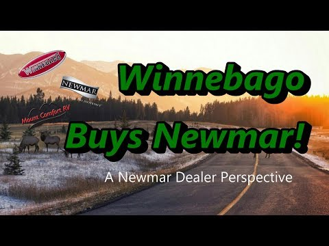 Winnebago Buys Newmar! | Dealer Perspective | Mount Comfort RV