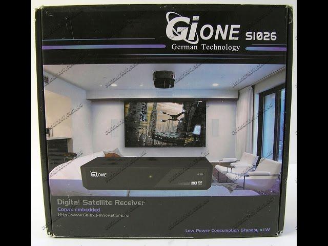 Видео обзор Galaxy Innovations GI S1026