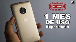 Moto G5 Plus 🤣 Inicia La Fiesta | Tecnocat