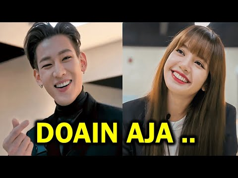 Interaksi BamBam dan Lisa BLACKPINK Jadi Perbincangan Hangat Netizen