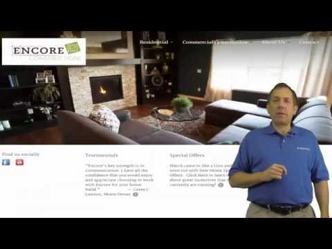 Encore  Construction Your Premier New Home Builder In Madison WI.