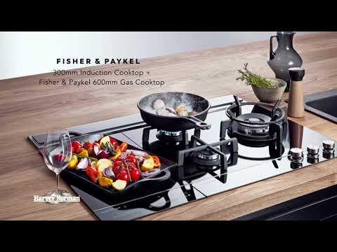 Fisher & Paykel Premium Kitchen Range