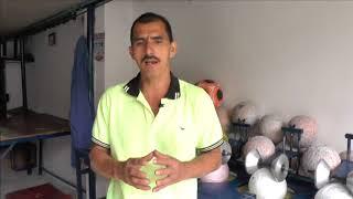 Javier López, un granadino que fabrica felicidad