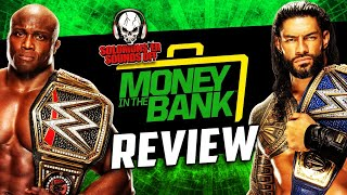 WWE Money In The Bank 2021 Full Show Review JOHN CENA RETURNS TO CONFRONT ROMAN REIGNS