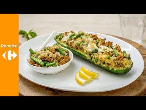 courgettes-farcies-au-quinoa-et-haricots-croquants