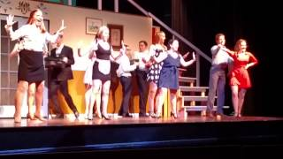 """Here I Am"" Dirty Rotten Scoundrels - Caitlin Donohue"
