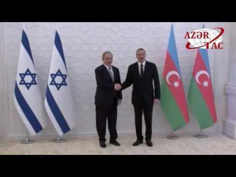 Состоялась встреча Президента Азербайджана с премьер-министром Израиля