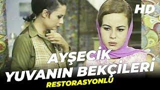 Ayşecik Yuvanın Bekçileri | Eski Türk Filmi Tek Parça (Restorasyonlu)
