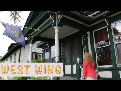 Mt Philo Inn: The West Wing