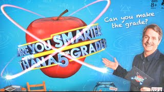 Are You Smarter Than a 5th Grader? Game from Hasbro