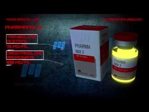 Pharmamix-2 by Pharmacom Labs - YouTube