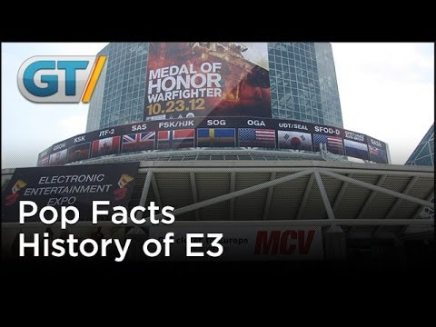 Pop Facts - History of E3
